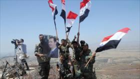 General sirio explica cómo Damasco puede retomar de Israel el Golán
