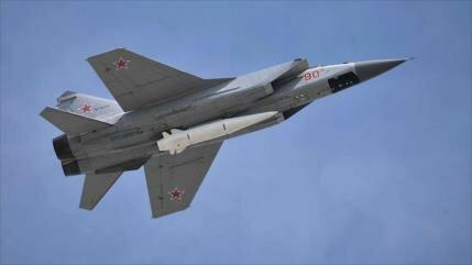 Informe: Filtran a Occidente archivos de armas hipersónicas rusas