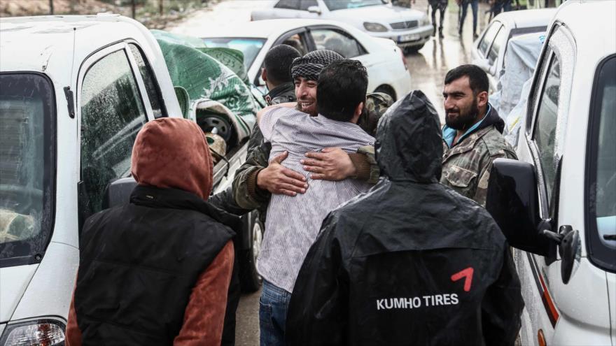 ONU estima vuelta de 750 000 sirios a casa en lo que va del 2018