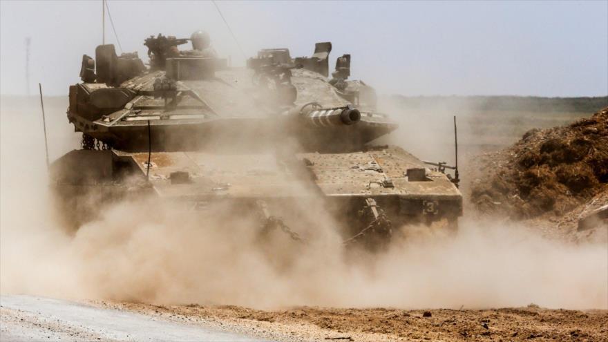 Israel ataca un puesto fronterizo de HAMAS en Gaza pese a tregua