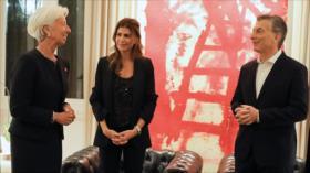 Argentinos indignados: Acuerdo Macri-FMI lleva a genocidio social