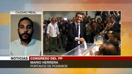 Mario Herrera: Elección de Pablo Casado, falsa renovación del PP