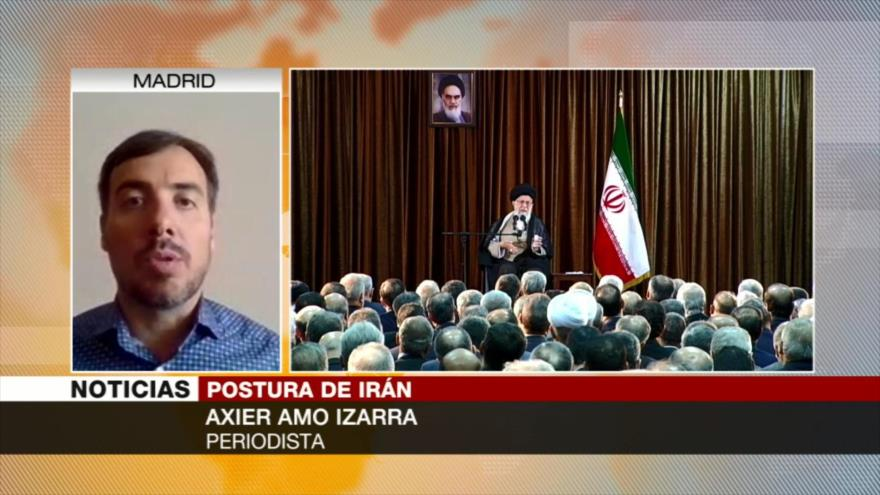 Amo Izarra: EEUU no tiene capacidad para asfixiar economía iraní