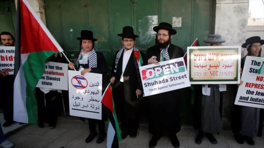 39 grupos judíos se suman a campaña de boicot a Israel