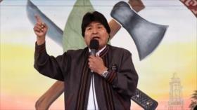 Bolivia: EEUU busca desprestigiar a Morales con 'un nuevo agravio'