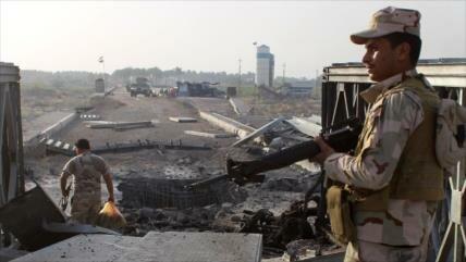 Ejército iraquí elimina una célula de Daesh en el centro del país