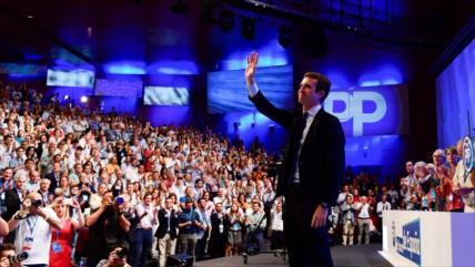Pablo Casado es elegido nuevo presidente del Partido Popular
