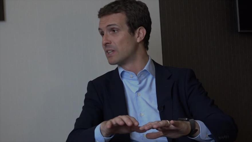 Foro Abierto; España: El nuevo líder del PP
