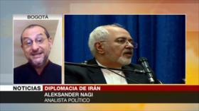 Aleksander Nagi: pacto nuclear muestra poder de Irán en el mundo