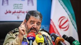 Irán denuncia apoyo de EEUU y Arabia Saudí a terroristas de MKO