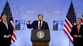 """""""EEUU incita a la violencia en Irán con manipulación mediática"""""""