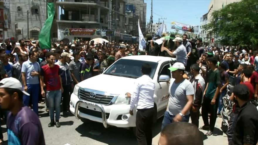 Israel vuelve a atacar a los manifestantes de la Marcha del Retorno