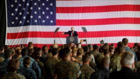 'Trump buscó embaucar a Pentágono para librar guerra en Irán'