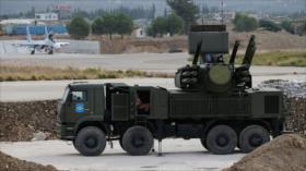 Rusia repele otro ataque con drones a su principal base en Siria