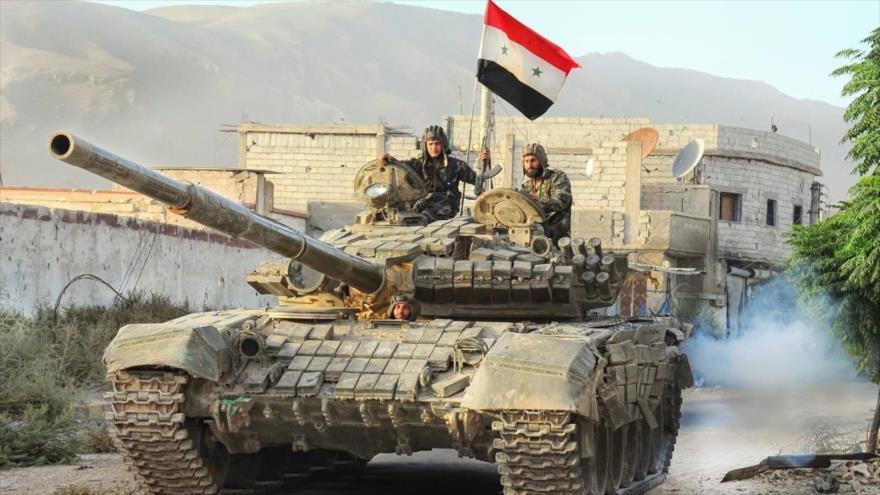 Ejército sirio irrumpe en bastión de Daesh en Daraa | HISPANTV