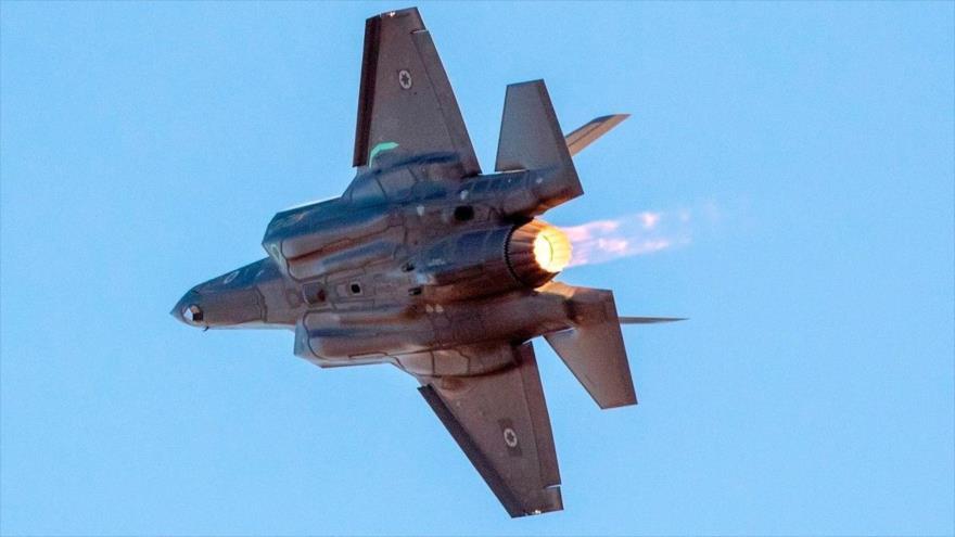 Cazas israelíes lanzan un nuevo ataque aéreo en Siria