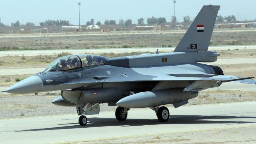 Cazas iraquíes matan a 15 terroristas de Daesh en Diyala