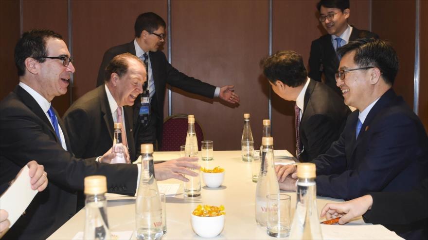 Corea del Sur pide ser excluida de sanciones de EEUU contra Irán