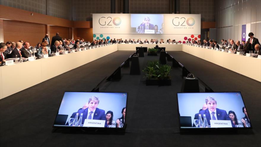 G20 advierte sobre consecuencias de guerra comercial de EEUU | HISPANTV