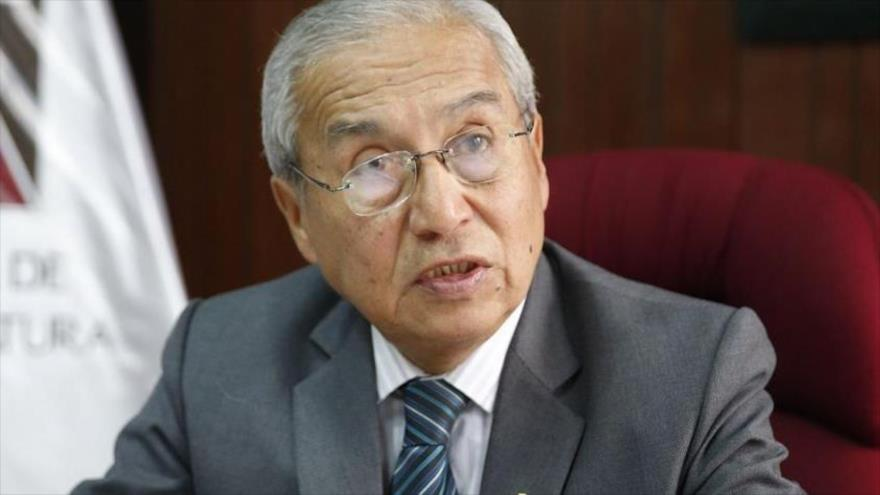 Publican audio entre próximo fiscal de la Nación y juez Hinostroza