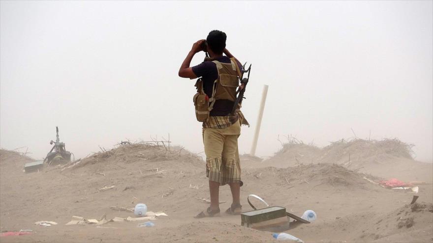 Emiratos amenaza con reiniciar ataques contra Al-Hudayda