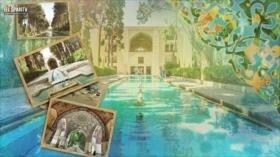 Paraíso de Imaginación: Jardines de Fin y Golshan