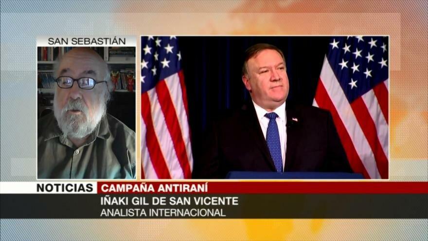 Gil de San Vicente: Campaña de EEUU contra Irán fracasará