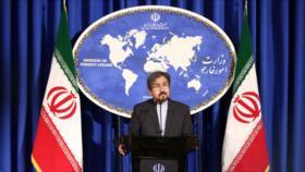 Irán reprueba las 'hipócritas' declaraciones de Pompeo