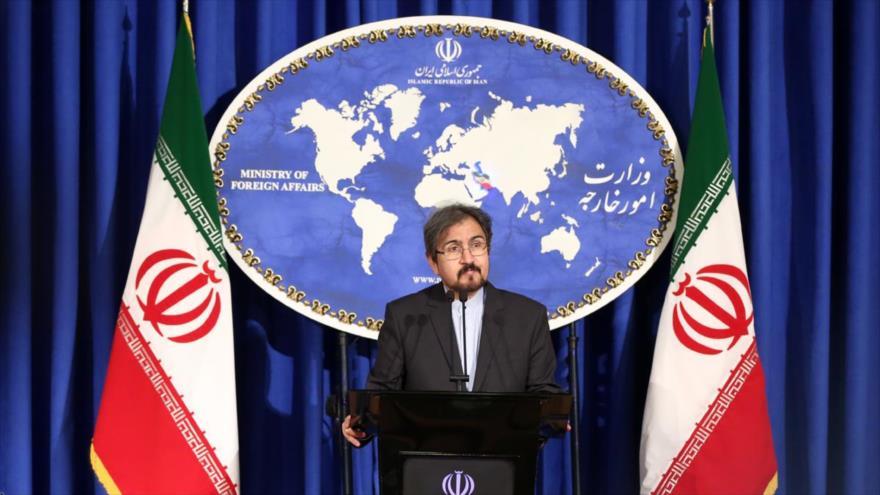 Irán reprueba las 'hipócritas' declaraciones de Pompeo en su contra