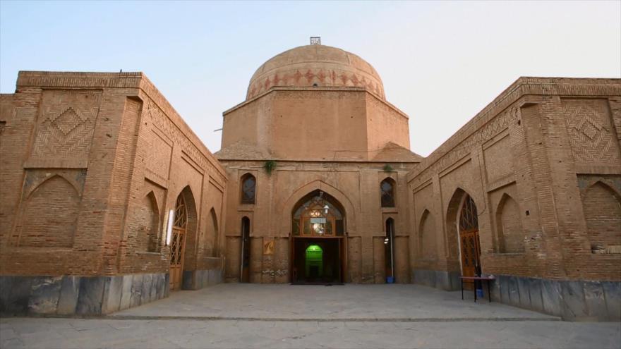 Irán: 1- La aldea de Verdij en Teherán 2- Sitios religiosos en Golpayegan 3- Maraghe