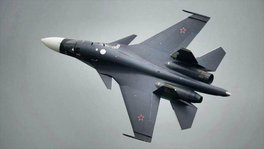 Cazas rusos bombardean posiciones de Daesh en suroeste de Siria