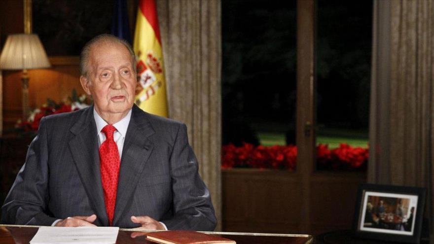 Elreyemérito de España, JuanCarlosI.