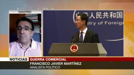 Javier Martínez: Guerra comercial de EEUU afectaría a todo el mundo