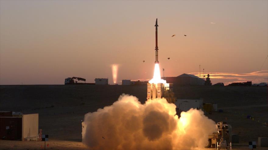 Israel activa sistema 'Honda de David' por temor de los misiles sirios