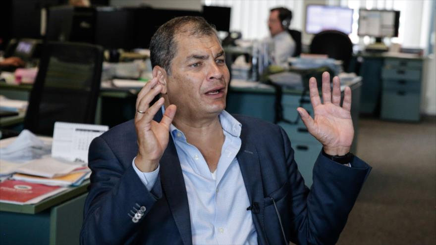 Corte ratifica prisión para expresidente Rafael Correa — Ecuador