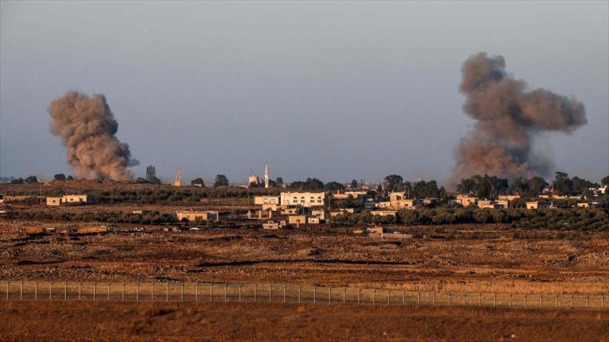 Ejército sirio lanza ofensiva para acabar con Daesh cerca del Golán