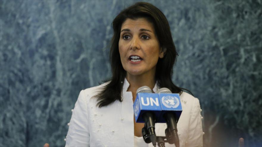 EEUU ve con preocupación la extensión de campaña de boicot a Israel