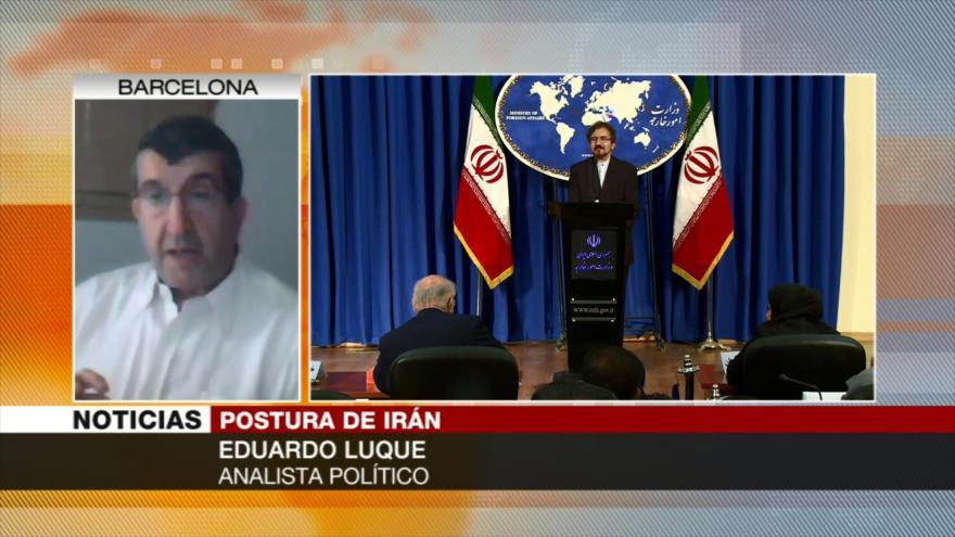 Luque: Trump amenaza a Irán para desviar atención de críticas internas