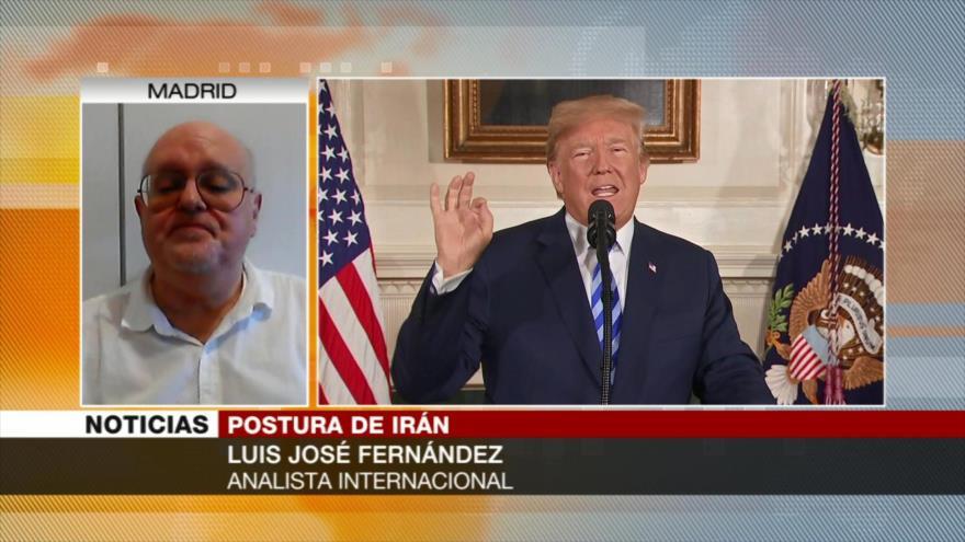 José Fernández: Irán tiene poderío de bloquear estrecho de Ormuz