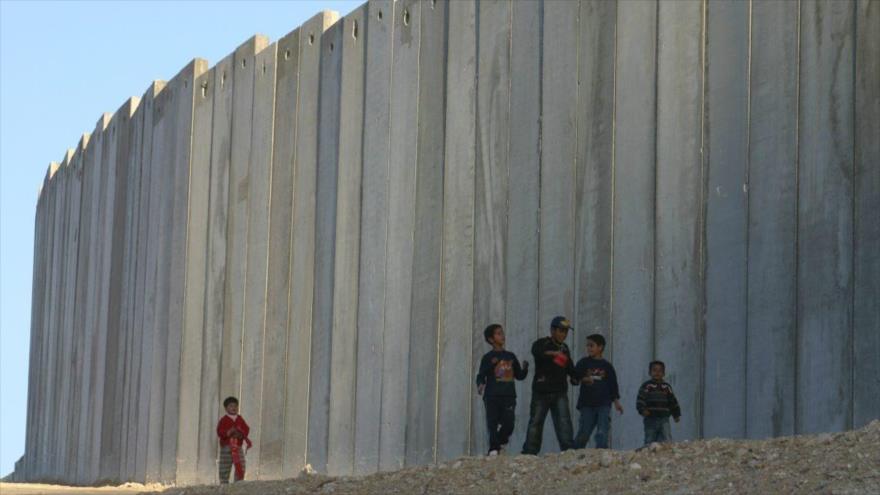 EEUU estudia el asedio israelí a Gaza para su muro con México