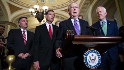 Putin 'no es bienvenido' en Congreso de EEUU, según legisladores