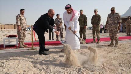 EEUU amplía en Catar su mayor base militar en Oriente Medio