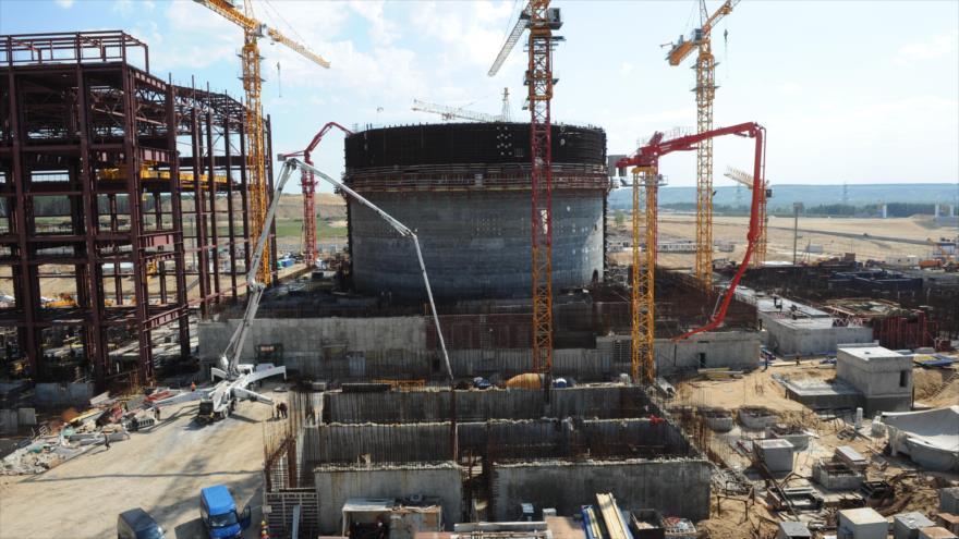 Rusia está interesada en construir planta nuclear en Sudáfrica   HISPANTV