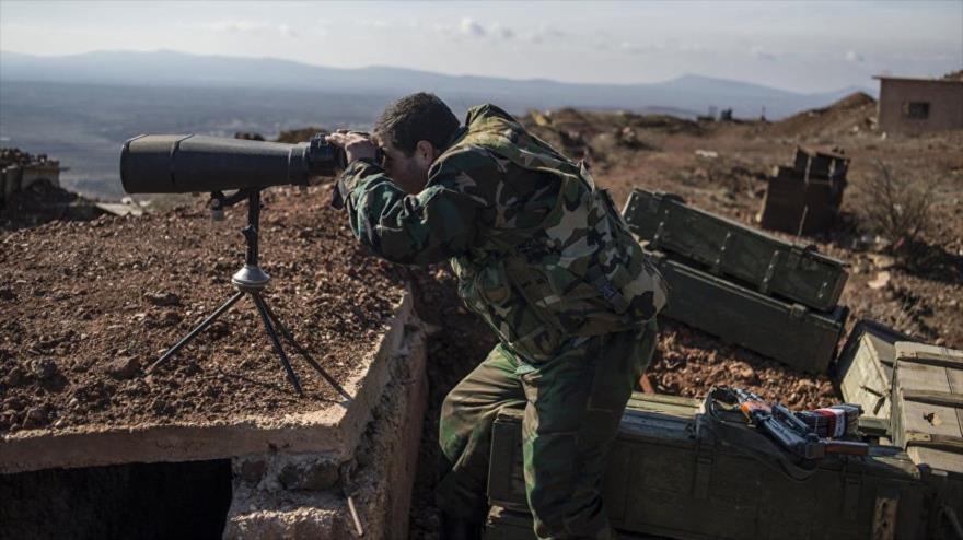 Siria promete responder pronto al derribo de su caza por Israel