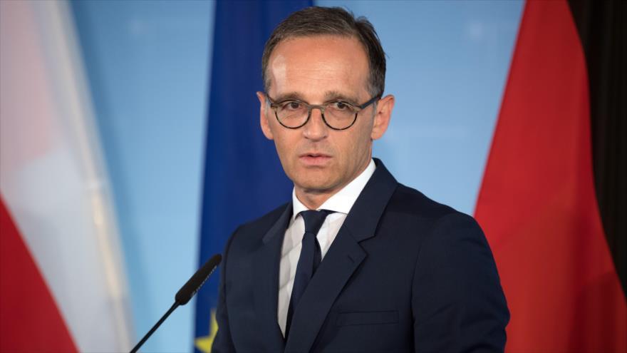 El ministro de Asuntos Exteriores de Alemania, Heiko Maas, 18 de julio de 2018.