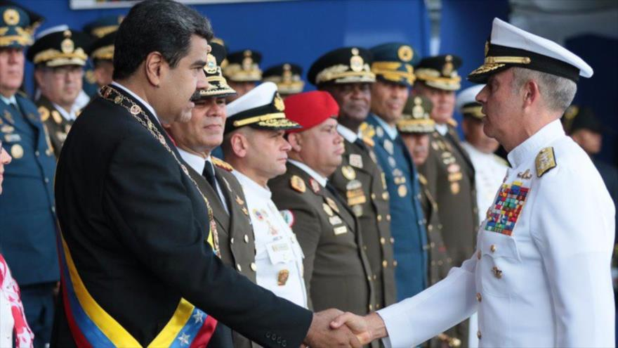 Las amenazas y agresiones nos hacen más fuertes — Maduro