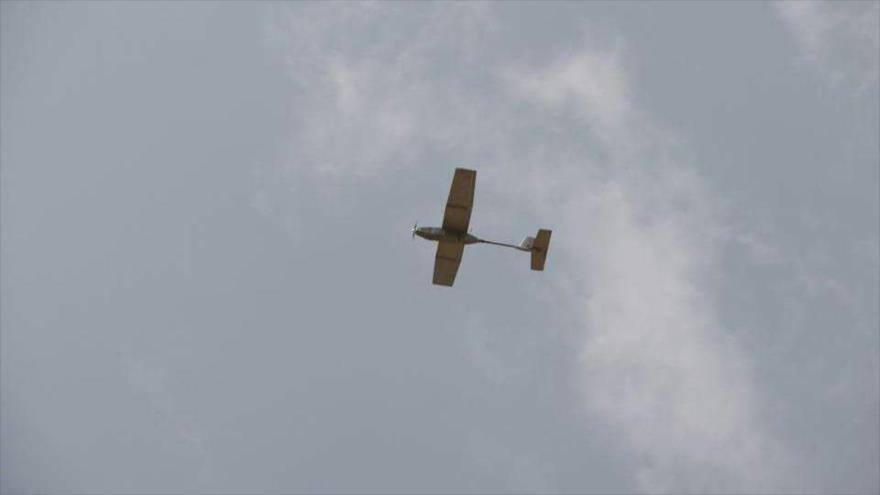 Drones yemeníes bombardean centro de mando de mercenarios saudíes