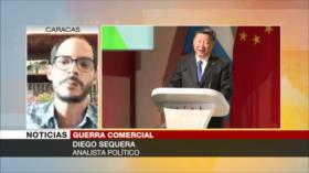 Diego Sequera: Aranceles de EEUU desatarán guerra entre potencias