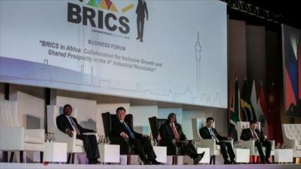 BRICS se reúne en Sudáfrica en medio de tensiones con EEUU