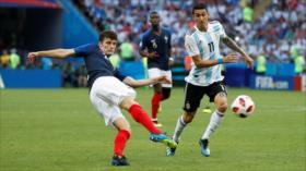 'Misil' de Pavard es elegido mejor gol del Mundial de Rusia